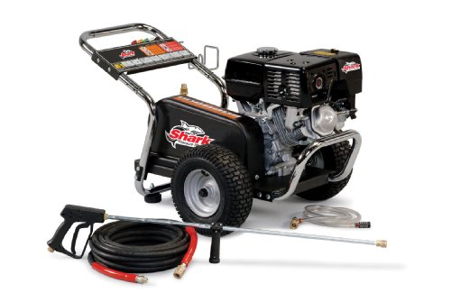 Shark BG-304037 4,000 PSI 3.0 GPM Honda Gas Powered Industrial Series Pressure Washer For Sale