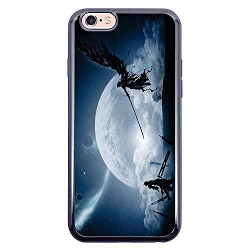 Capa Intelimix Intelislim Chumbo Apple iPhone 6 6s Games - GA04