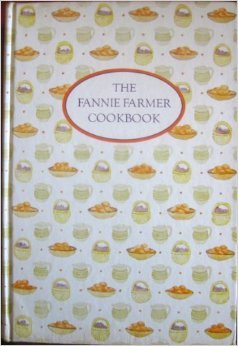 The Fannie Farmer cookbook by Little Brown