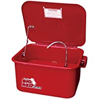 Torin Big Red Steel Cabinet Parts Washer with 110V...