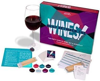 Wine Board Game