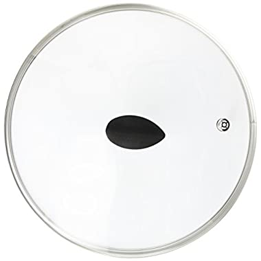 12  Earth Frying Pan Lid in Tempered Glass, by Ozeri