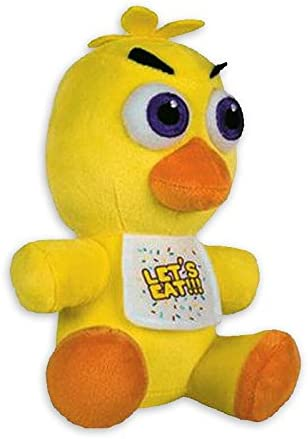 chica peluche five nights at freddy's