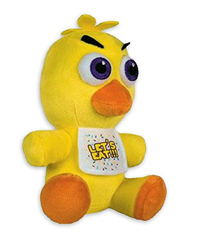 Figura de peluche Five Nights at Freddys - Chica