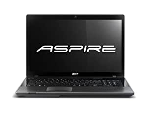 Acer Aspire AS7745G-6572 17.3-Inch Laptop (Black)