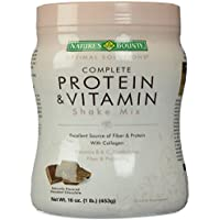 Nature's Bounty 16 Ounce Protein Shake Mix (Decadent Chocolate)
