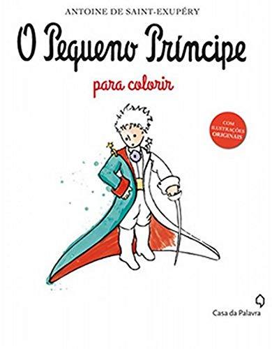 O Pequeno Principe Para Colorir Livro De Colorir Na Amazon Com Br
