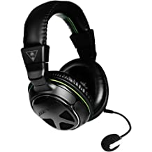 """Turtle Beach Premium Xbox One Surround Sound Gaming Headset . Surround . Mini. Phone . Wired . Over. The. Head . Binaural . Circumaural . Noise Cancelling Microphone """"Product Type: Audio Electronics/Headsets/Earsets"""""""