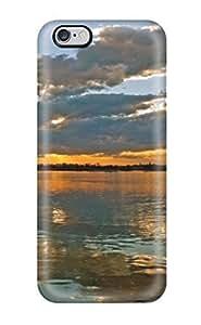 AmandaMichaelFazio Premium Protective Hard Case For Iphone 6 Plus- Nice Design - The Sky Reflection Photography R People Photography
