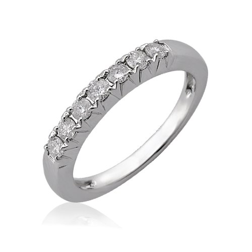 0.29 Ct Diamond Band - 4