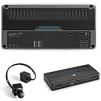 JL Audio RD1000/1 NexD Monoblock Class D Car Audio Amplifier With JL Audio RBC1 Remote Bass Control