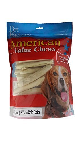 Pet Factory American Value Chews 28209 5