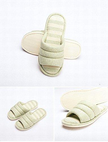 de Chaussures Pantoufles Coton Couple Et 37 Anti 40 Maison 38 Tricot Dérapant Coton B de Pantoufles 39 Coton Simple Calme C de xgqFwfn