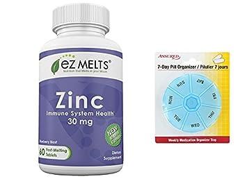 EZ funda Zinc, 30 mg