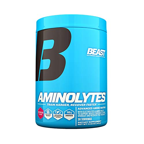Beast Sports Nutrition – Aminolytes – Amino Acid Powder –...