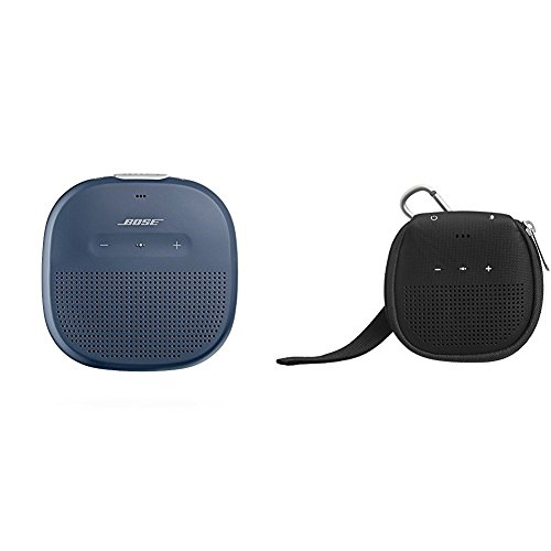 Bose® - SoundLink® Micro Portable Bluetooth® Speaker - Blue