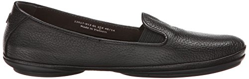 Camper Right Nina, Damen Ballerinas Schwarz (Black 001)