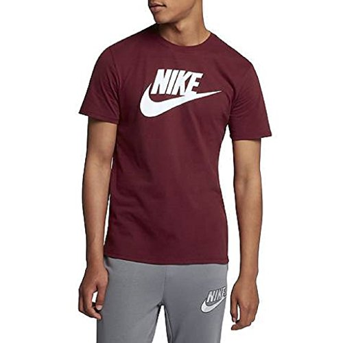 88922a13 Nike mens M NSW TEE ICON FUTURA 696707-678_2XL - TEAM RED/WHITE