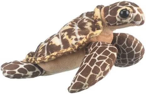 "Wildlife Artists Hawksbill Turtle 8.5"" Long"