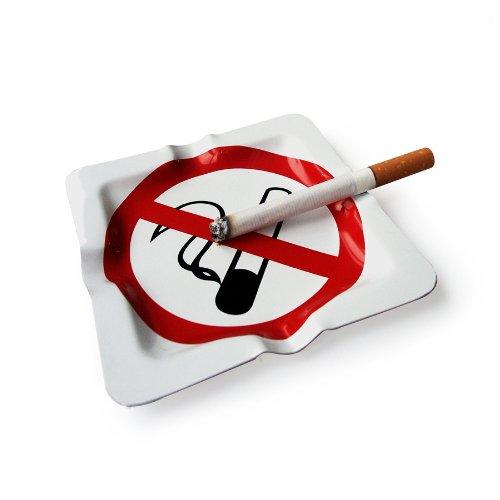 SUCK UK No Smoking Ashtray SK NOSMOKE1