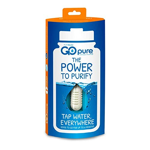Pure Water Purifier - GOpure Personal Water Purifier
