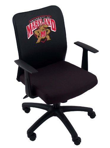 NCAA Maryland Terrapins Office Chair With Arms