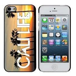 Cali Life Sunset Palm Trees iPhone 5/5s case