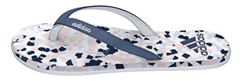 adidas eezay marbled W - Infraditi da Donna, taglia 40 2/3, colore Bianco