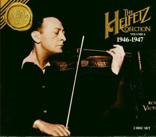 Heifetz Collection, Vol. 6 (1946-1947)