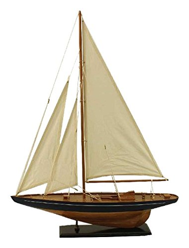 Leonardo Collection Yacht, Blue, Large Lesser & Pavey LP28226A