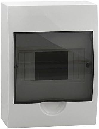 Copia de seguridad Caja de distribución pequeña (IP40Aufputz bajo Distribución de 1fila 6módulos