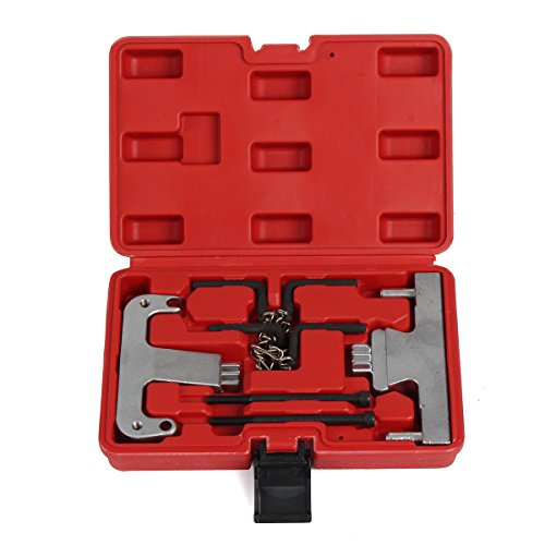 Winmax Compatible for Engine Timing and Locking Camshaft Tool Set for Mercedes Benz/Chrysler/Jeep