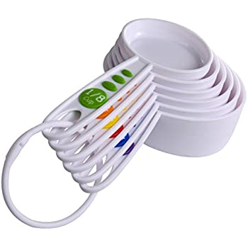 Measuring cups set