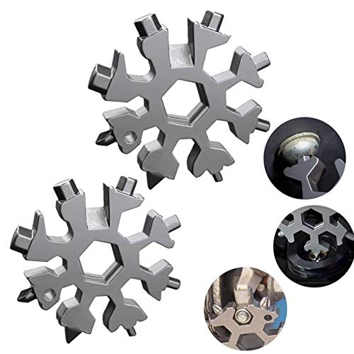 2pack of snowflake tool.