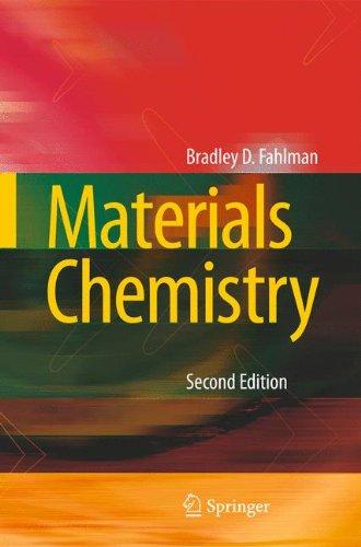 Materials - Materials Chemistry Fahlman