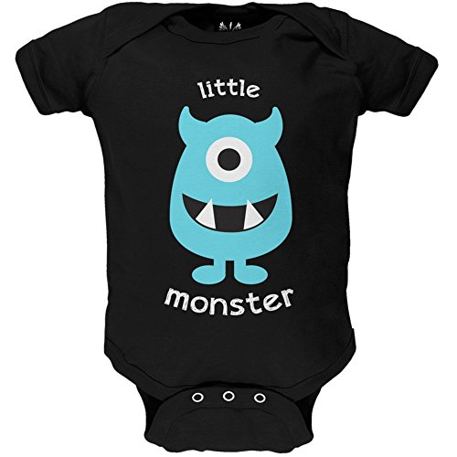 Little Monster 1 Baby One Piece - 12-18 months