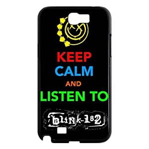 CTSLR Blink 182 Hard Case Cover Skin for Samsung Galaxy Note 2 N7100-1 Pack- 9