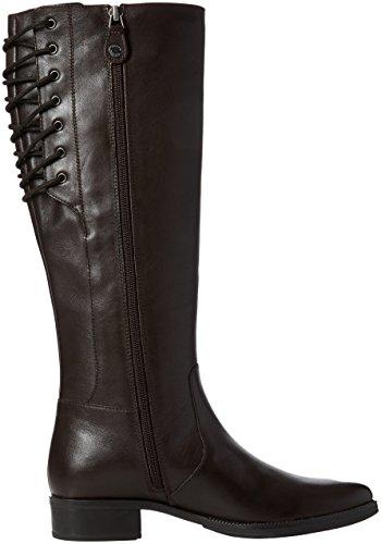 Geox Damen Stiefel Bruin Bd Mendi Boots (koffie)