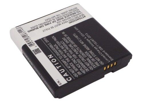 smavco Bundle BTR291B Battery for PANTECH VERIZON Hotspot MHS291LVW, Hotspot MHS291L, 291LVW-7046 Plus Short Flat Micro USB Cable, 4100mAh