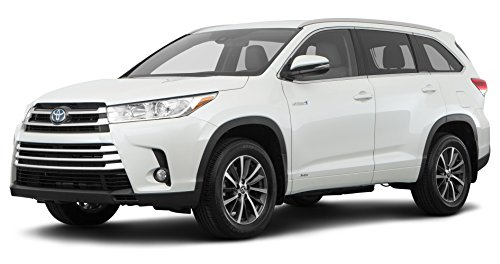 2018 Toyota Highlander Hybrid LE, V6 All Wheel Drive (GS), Blizzard...