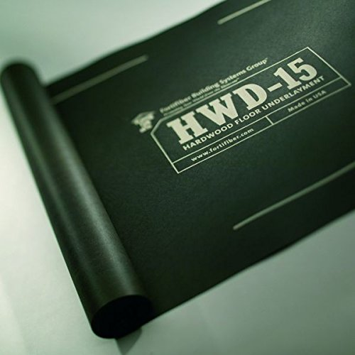 (ASU-15 Hardwood Flooring Underlayment Felt Paper)