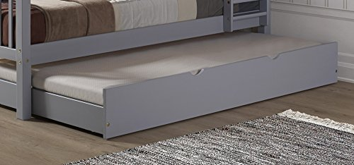 Extra Long Twin Bunk Bed - 9