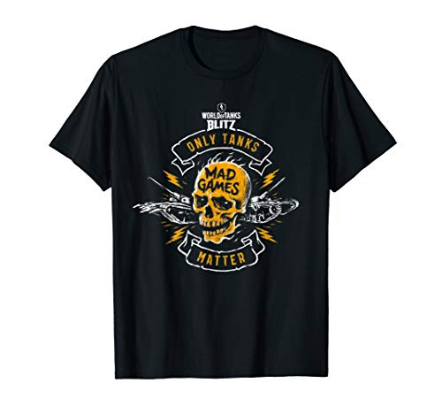 World of Tanks Blitz Revenant T-Shirt