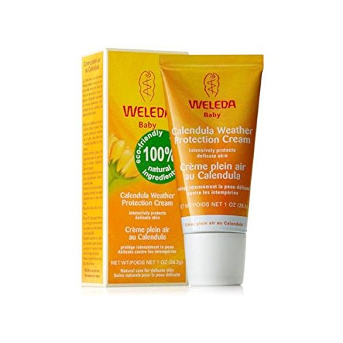 (10 PACK) - Weleda Baby Weather Protection Cream | 30ml | 10 PACK - SUPER SAVER - SAVE MONEY by Weleda Uk Ltd