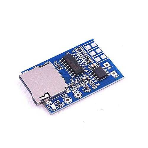 TF Card GPD2846A MP3 Decoder Board 2W Amplifier Module For Arduino