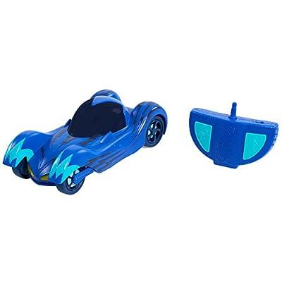 PJ Masks RC Cat-Car, Blue: Toys & Games