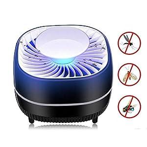 offershop Lampada Anti Ammazza Uccidi Zanzare Insetti Elettrica Antizanzare Antizanzara Trappola Luce LED UV Viola… 5 spesavip