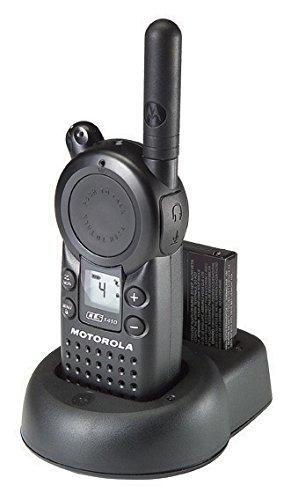 2 Pack of Motorola CLS1410 Two Way Radio Walkie Talkies (UHF)