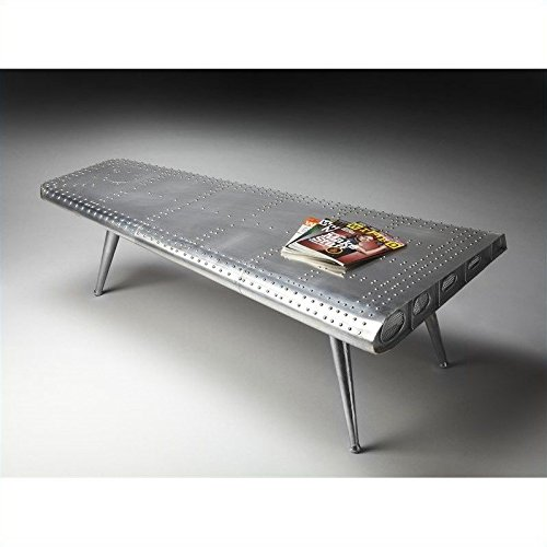 Butler Specialty Company Metalworks Cocktail Table, (Butler Specialty Metalworks Metal)
