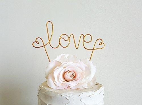 wire cake topper - 4
